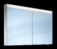 Schneider Spiegelschr. Pataline /120/2/LED, 1x27W LED 1200x760x120 weiss, 161.120.02.02