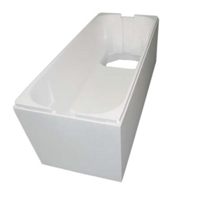 Schedel Wannenträger für Villeroy & Boch Loop&Friends Solo 1600x700 SW16016