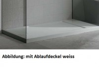 Globo Docciabella Keramikduschwanne Rechteck 80 x 160 cm