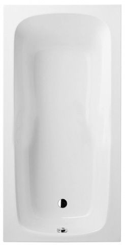 Badewanne HG Rechteck Meander UBA170MEA2HGV01