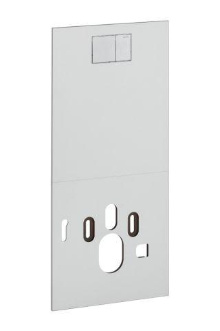 Geberit AquaClean Designplatte zu Komplettanlagen an Unterputz-Spülkasten Unterputz 300/320 115323111