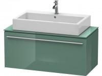 Duravit Waschtischunterschrank für Konsole X-Large T:478, B:1000, H:440mm, XL65020 , Front/Korpus: j