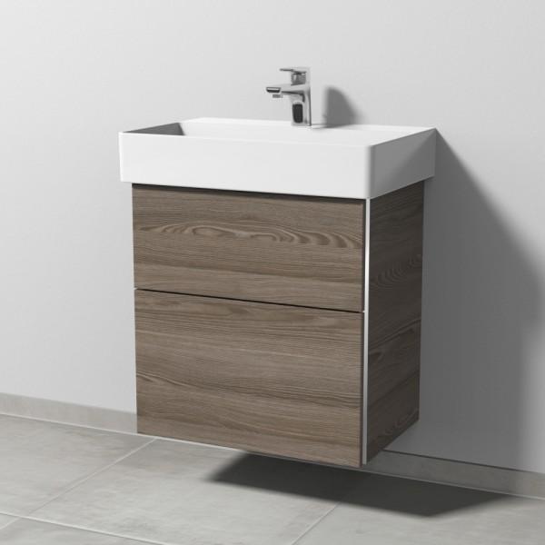 Sanipa Waschtischunterschrank mit Auszügen (3way) BR42314
