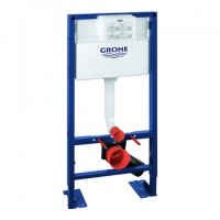 GROHE Rapid SL für WC 38586 BH: 1,00 m Spülkasten 6-9l für freistehende Montage