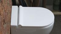 Axa one Evolution WC-Sitz slim mit Absenkautomatik, weiss
