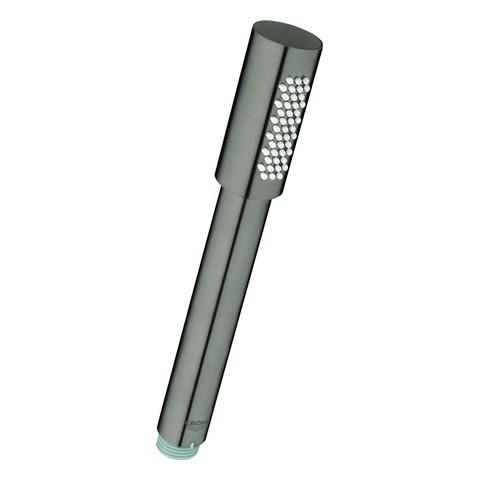 GROHE Handbrause Sena 26465 Metall Durchfluss 6,6 l/min hard graphite geb., 26465AL0