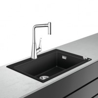Hansgrohe Select 320 Spülencombi 660 chrom C51-F660-02, 43213000