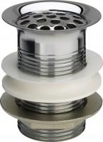 Viega Schaftventil 5216.1 in G1 1/4 x60x70mm Messing verchromt