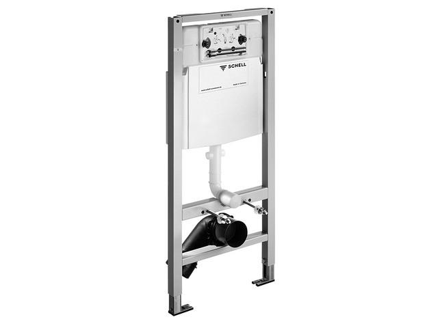 Spülkasten-Montagemodul Schell Unterputz-Spülkasten 032500099
