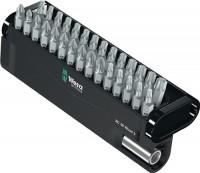 Wera-Werk Bitsortiment 30 tlg. PH/PZD/TX Magnethalter  Bit-Check 30 Wood 2, 505743200