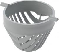 Viega Schmutzfangsieb 4961.96, Kunststoff grau