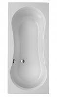 Acryl Badewanne Delphi 1800x800 mm, weiß