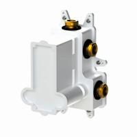 Steinberg Unterputzkörper für Thermostat, schwarz, 010 4130 S