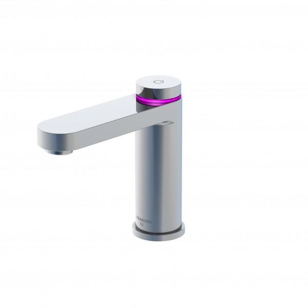 Steinberg iFlow vollelektronische Waschtisch-Armatur, chrom, 3901000