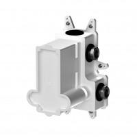 Steinberg UP  Unterputzkörper für Thermostat mit Temperaturregulierung u. integriertem Kerox 2-Wege-