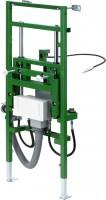 Viega Waschtisch-Element Viega Eco Plus, 8164.21 in 1130mm Stahl grün