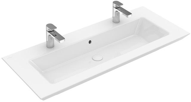 villeroy boch schrankwaschtisch legato 1 hahnloch mit berlauf weiss ceramicplus. Black Bedroom Furniture Sets. Home Design Ideas