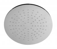 Herzbach Living Spa Slim-Regenbrause, runde Ausführung 228mm chrom, 11.600228.1.01