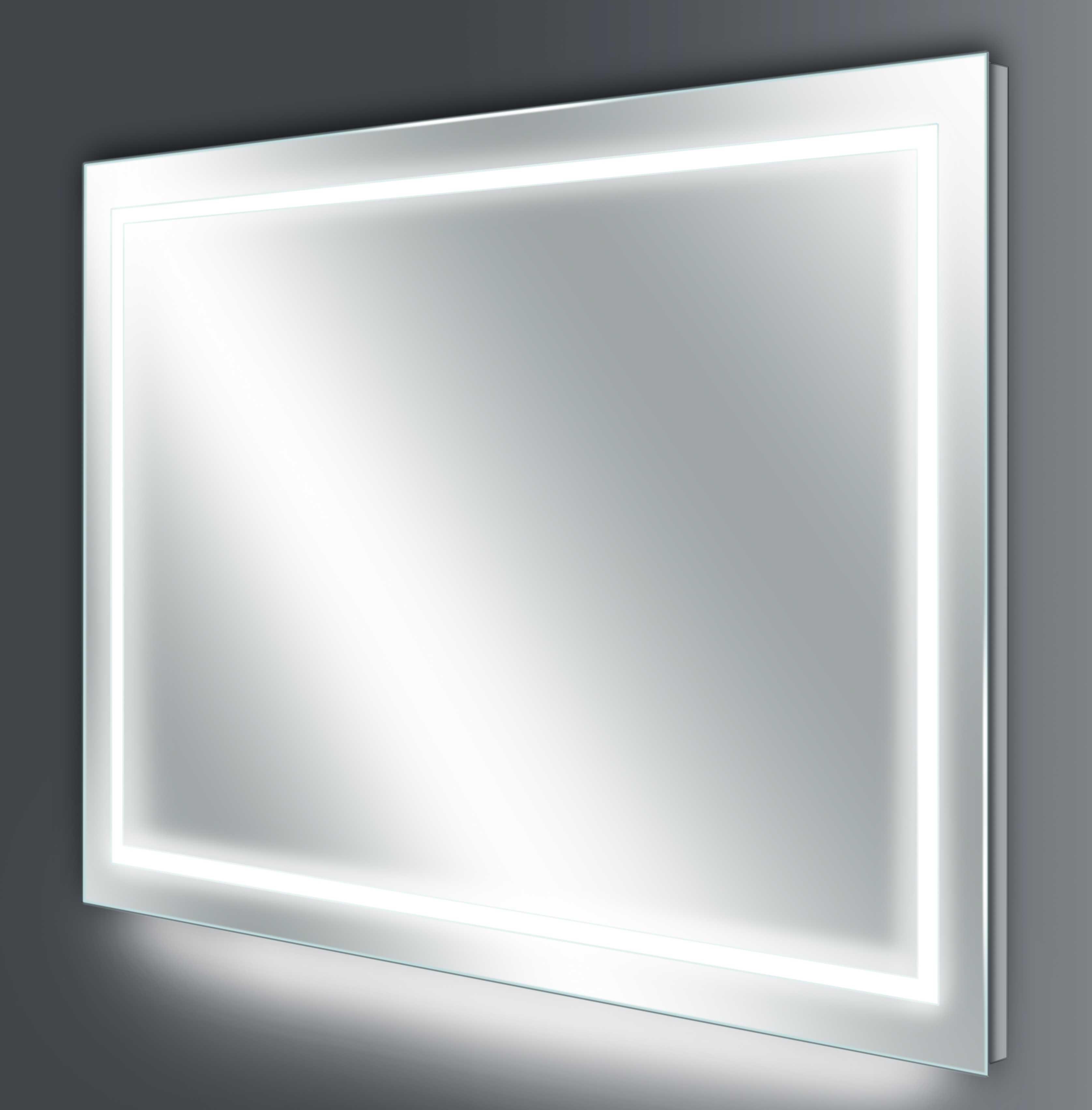 ivr basic led spiegel. Black Bedroom Furniture Sets. Home Design Ideas