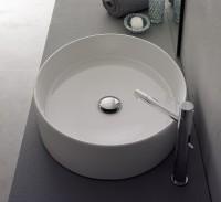 Scarabeo Wind 8030 Aufsatzwaschtisch B: 54 T: 45 cm