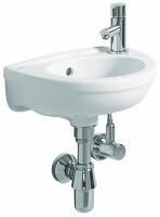 Keramag Handwaschbecken Fidelio 274036, B: 370, T: 250 mm, 274036000, weiss