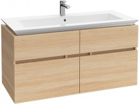 Villeroy & Boch Waschtischunterschrank Legato B292 1200x590x500mm White Matt, B29200MS