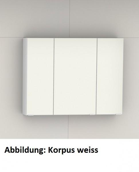 Artiqua Spiegelschrank , Weiß Glanz, 070-SET-1-90-68