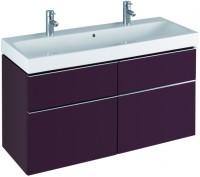 Keramag Waschtischunterschrank iCon 840421, B: 1190, H: 620, T: 477mm, 840421000