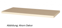 VitrA Konsolenplatte Options 2000 x 550, mm Kirschbaum dunkel, Dekor, 80093