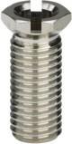Viega Schraube 6162.45-593, in M12 x 1,5x28mm Messing vernickelt
