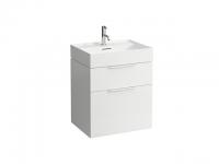 Laufen Waschtischunterbau Kartell by Laufen 615x595x455, Weiß glänzend, 4.0756.6.033.631.1