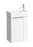 Laufen Waschtischunterschrank Kartell f.81533.4 1 Tür, 1 Glasablage 445x275x615 mm