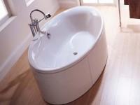 Hoesch Badewanne Midi oval 1870x920 freistehend
