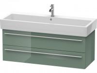 Duravit Waschtischunterschrank wandhängend X-Large T:443, B:1150, H:448mm, XL63470 , Front/Korpus: j