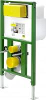 Viega WC-Element 8130.18, in 830x490mm Stahl grün