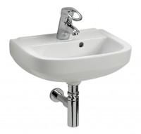 Neuesbad Handwaschbecken, B: 45 cm, T: 35 cm, Farbe: weiss