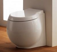 Scarabeo Planet bodenstehendes WC B: L: 50 B: 45 cm, Bodenablauf