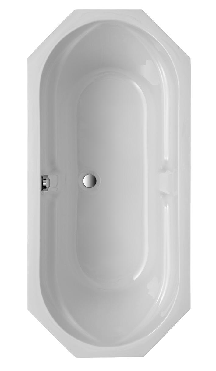 Image of Acryl 8-Eckwanne Sicilia 1800x850 mm, weiß