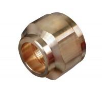 GCE GmbH Anschlussmutter Kombi 17 f. Griffstück W21,5x20mm, 14099900