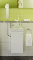 Bette Gäste-WC Waschtischunterschrank, 34x34 cm li RGL2