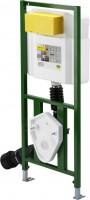 Viega WC Element Viega Eco Plus 8161.21, in 1130mm Stahl grün