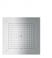 Hansgrohe Kopfbrause Raindance E 400 1jet Unterputz chrom, 400 x 400mm, 26252000
