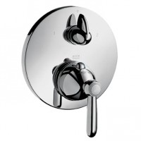 Hansgrohe Thermostat UP Axor Carlton chrom/gold