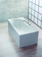 Hoesch Badewanne Spectra 1700x750, weiß