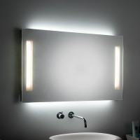 KOH-I-NOOR LED Spiegel mit Raum- und Seitenbeleuchtung, B: 1400, H: 800, T: 33 mm