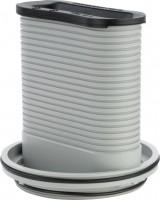 Viega Reduzierstück 4965.87, in Kunststoff grau
