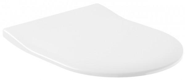 Villeroy & Boch WC-Sitz SlimSeat Subway 2.0 9M78S1, Weiß Alpin, 9M78S101