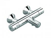 Ideal Standard Badethermostat AP CERATHERM 60, Ausld. 174mm, Chrom, A6418AA