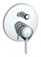 Ideal Standard Badearmatur Unterputz Bausatz 2 Melange chrom
