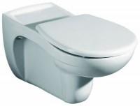 Keramag Tiefspül-WC Vitalis, B: 355, T: 700 mm, 201500600, weiss mit Keratect